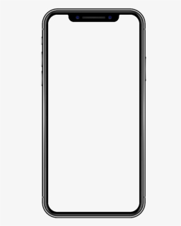 Rock Clarity Series Ultra Slim Hybrid Clear Case for Samsung Galaxy Note 9 - Black